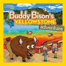 Buddy Bison's Yellowstone Adventure