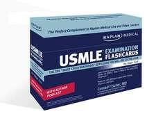 Kaplan Medical USMLE Examination Flashcards