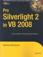 Pro Silverlight 2 in VB 2008