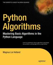 Python Algorithms: Mastering Basic Algorithms in the Python Language