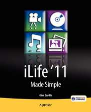 iLife '11 Made Simple