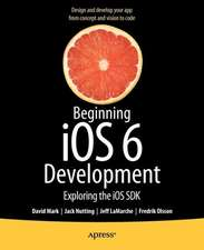 Beginning iOS 6 Development