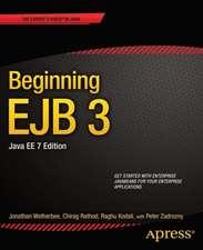 Beginning EJB 3: Java EE 7 Edition