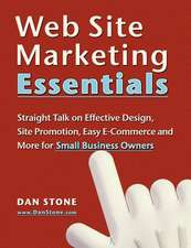 Web Site Marketing Essentials