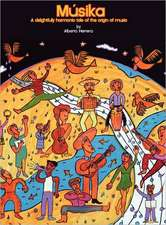 M Sika:  A Delightfully Harmonic Tale of the Origin of Music