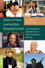 Sisters of Hope, Looking Back, Stepping Forward