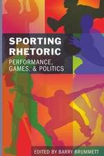 Sporting Rhetoric