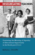 Desegregating Teachers