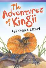 The Adventures of Kingii the Frilled Lizard (Fluent)