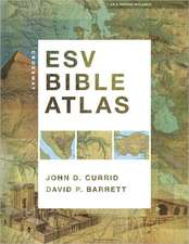 Crossway ESV Bible Atlas [With CDROM and Poster]:  The Fruit of Affliction in the Lives of John Bunyan, William Cowper, and David Brainerd
