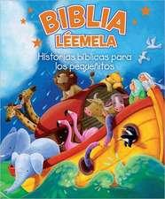 Biblia Leemela:  Historias Biblicas Para los Pequenitos
