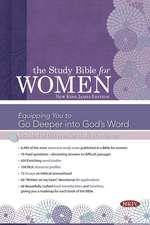 Study Bible for Women-NKJV