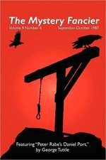 The Mystery Fancier (Vol. 9 No. 5) September-October 1987