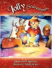 Jolly Scarecrow's Christmas Surprise