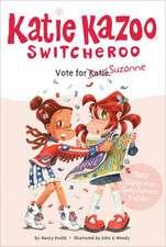 Vote for Suzanne