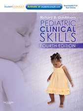 Pediatric Clinical Skills: With STUDENT CONSULT Online Access