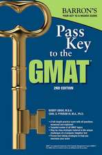 Pass Key to the GMAT, 2nd Edition