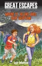 Mount St. Helens 1980: Fiery Eruption!