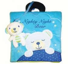 Nighty Night Bear:  Splash & Play with Gingerbread Man