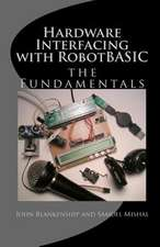 Hardware Interfacing with Robotbasic