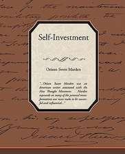 Self-Investment