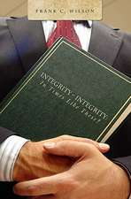 Integrity - Integrity