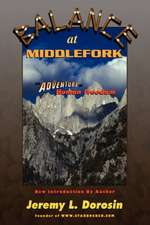 Balance at Middlefork