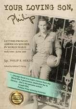 Your Loving Son, Philip