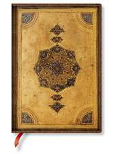 Paperblanks Flexi Safavid MIDI Lined - 176 Page Count: Flexi Softcover