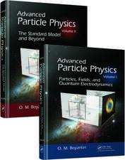 Advanced Particle Physics 2 Volume Set