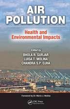 Air Pollution:  Health and Environmental Impacts