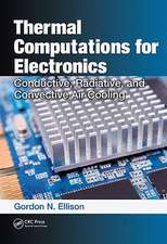 Thermal Computations for Electronics