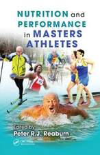 Nutrition and Performance in Masters Athletes