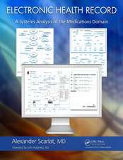 Electronic Health Record:  A Systems Analysis of the Medications Domain