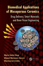 Biomedical Applications of Mesoporous Ceramics:  Drug Delivery, Smart Materials and Bone Tissue Engineering