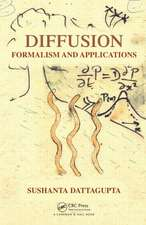 Diffusion:  Formalism and Applications