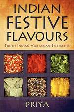 Indian Festive Flavours