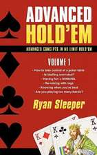 Advanced Hold'em Volume 1