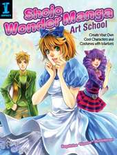 Shojo Wonder Manga Art School