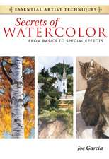 Secrets of Watercolor:  From Basics to Special Effects