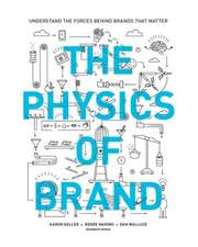 The Physics of Brand:  Understand the Forces Behind Brands That Matter