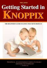 Getting Started in Knoppix