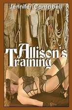 Allison's Training:  Zindagi Naama