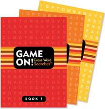 Game On! Cross Word Searches