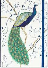 Peacock Journal (Diary, Notebook)