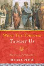 What the Tortoise Taught Us