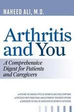 Arthritis and You
