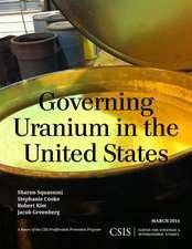 Governing Uranium in the United States