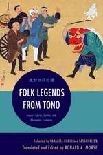 Folk Legends from Tono