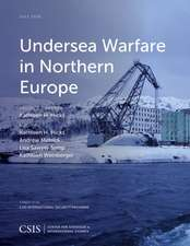 Undersea Warfare in Northern Europe